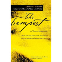The Tempest by William Shakespeare, 9781501130014