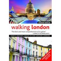 Walking London, Rev Edn by Andrew Duncan, 9781504800181