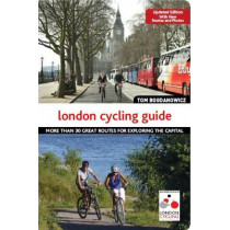 London Cycling Guide, Rev Edn by Tom Bogdanowicz, 9781504800198