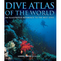 Dive Atlas of the World by Jack Jackson, 9781504800662