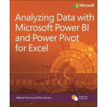 Analyzing Data with Power BI and Power Pivot for Excel by Alberto Ferrari, 9781509302765