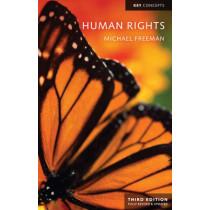 Human Rights by Michael Freeman, 9781509510276