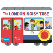 The London Noisy Tube by Marion Billet, 9781509804283