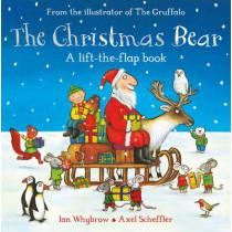 The Christmas Bear by Ian Whybrow, 9781509806966