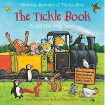 The Tickle Book by Ian Whybrow, 9781509806973