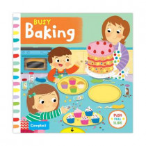 Busy Baking by Louise Forshaw, 9781509808960