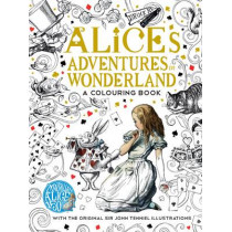 The Macmillan Alice Colouring Book by Lewis Carroll, 9781509813605