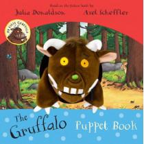My First Gruffalo: The Gruffalo Puppet Book by Julia Donaldson, 9781509815357