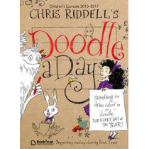 Chris Riddell's Doodle-a-Day by Chris Riddell, 9781509816439