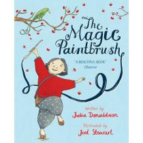 The Magic Paintbrush by Julia Donaldson, 9781509830466