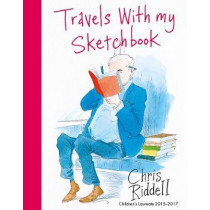 Travels with my Sketchbook by Chris Riddell, 9781509856565