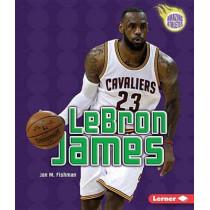 LeBron James: Basketball by Jeff Savage, 9781512404166