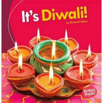 It's Diwali! by Sebra Richard, 9781512429213