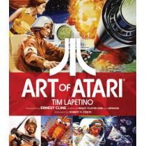 Art of Atari by Tim Lapetino, 9781524101039
