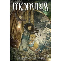 Monstress Volume 2: The Blood by Marjorie Liu, 9781534300415