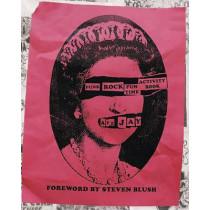 Punk Rock Fun Time Activity Book by Aye Jay, 9781550228724