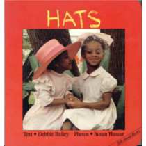 Hats by Debbie Bailey, 9781550371598