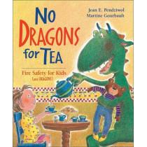 No Dragons for Tea by ,Jean,E Pendziwol, 9781550745719