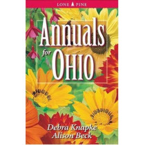 Annuals for Ohio by Alison Beck, 9781551053882