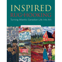 Inspired Rug Hooking by Deanne Fitzpatrick, 9781551097800