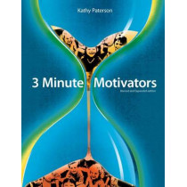 3 Minute Motivators by Kathy Paterson, 9781551382951