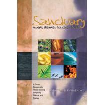 Sanctuary Book & CD: Where Heaven Touches Earth by Trisha Watts, 9781551455150