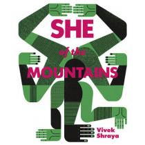 She Of The Mountains by Vivek Shraya, 9781551525600