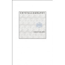 Crystallography by Christian Bok, 9781552451199