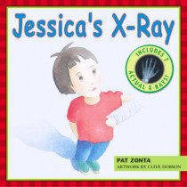 Jessica's X-Ray by Pat Zonta, 9781552975770