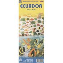 Ecuador: 2015 by ITMB, 9781553412007