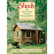Sheds:The Do-it-Yourself Guide for Backyard Builders by David Stiles, 9781554072248