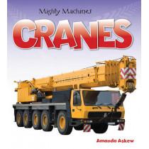 Cranes by Amanda Askew, 9781554077045