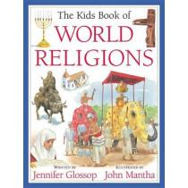 Kids Book of World Religions by Jennifer Glossop, 9781554539819