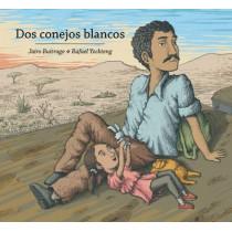 Dos conejos blancos by Jairo Buitrago, 9781554989034