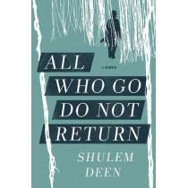 All Who Go Do Not Return: A Memoir by Shulem Deen, 9781555977054