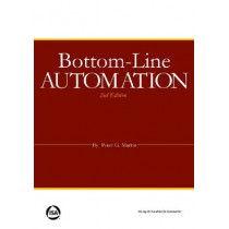 Bottom-Line Automation by Peter G. Martin, 9781556179624