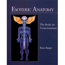 Esoteric Anatomy by Bruce Burger, 9781556432248