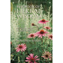 Book Of Herbal Wisdom by Matthew Wood, 9781556432323