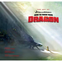 The Art of How to Train Your Dragon by Tracey Miller-Zarneke, 9781557048639