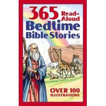 365 Read-Aloud Bedtime Bible Stories by Daniel Partner, 9781557482648