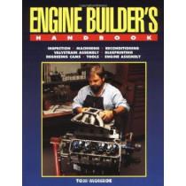 Engine Builder's Handbook Hp1245 by Tom Monroe, 9781557882455