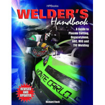 The Welder's Handbook by Richard Finch, 9781557885135