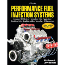 Performance Fuel Injection Systems by Matt Cramer, 9781557885579