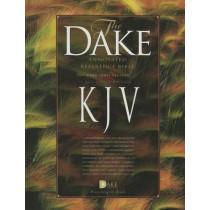 Dake Annotated Reference Bible-KJV by Finis J Dake, 9781558291805