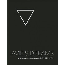 Avie's Dreams: An Afro-Feminist Coloring Book by Makeda Lewis, 9781558619388