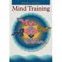 Mind Training by Ringu Tulku, 9781559392785