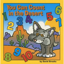 You Can Count in the Desert by David Brooks, 9781559719100