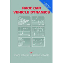 Race Car Vehicle Dynamics by William F. Milliken, 9781560915263