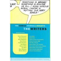 The Comics Journal Library: The Writers by Tom Spurgeon, 9781560976967