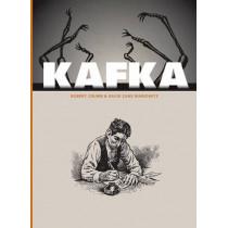Kafka by Robert R. Crumb, 9781560978060